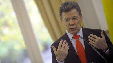 FARC aseguran que Juan Manuel Santos tiene derecho a buscar su reeleccin