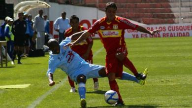 Real Garcilaso le arranc un punto al Sport Huancayo