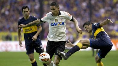 Paolo Guerrero y Corinthians salen por el ttulo del Paulistao