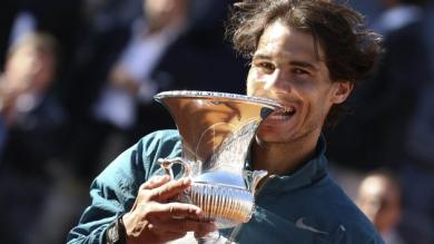 Nadal acelera hacia Roland Garros con su sexto ttulo del ao