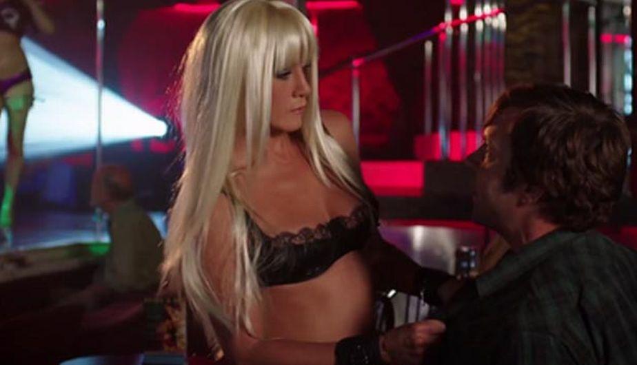 Película, Actuación, Stripper