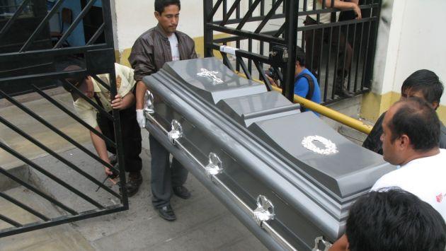 En Trujillo se produjeron 3 asesinatos, uno de ellos del empresario Carlos Chávez. (Alan Benites)