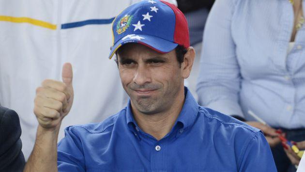 Resultado de imagen para henrique capriles