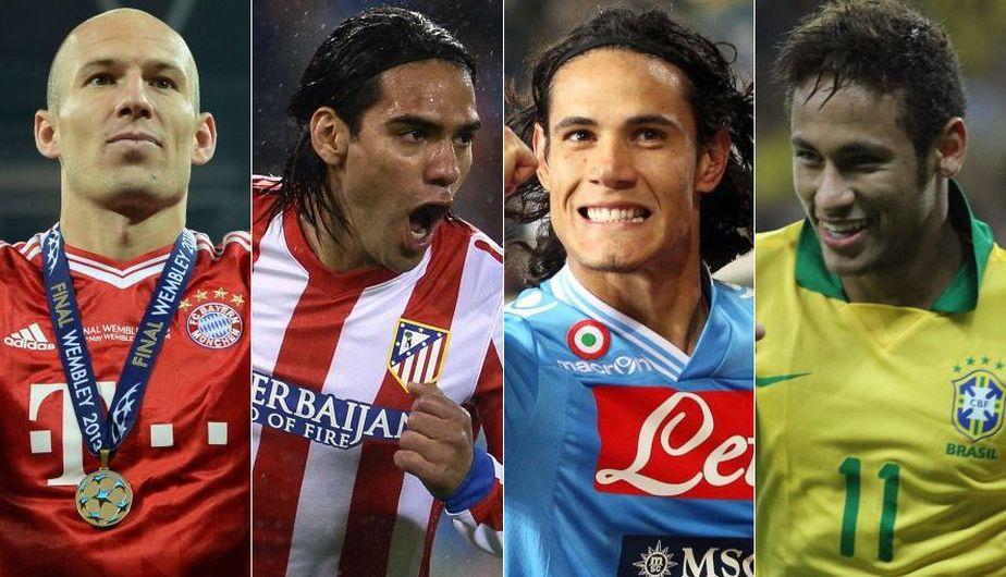 Pese a que la temporada 2012-2013 aún no termina en Europa, varios clubes ya empezaron a mover sus fichas. (AFP/EFE)