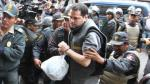 Piden 35 años de cárcel para el 'Loco David' - Noticias de universitario jorge montoya fernandez