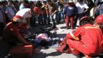 Simulacro: Lima tiene más de 90 zonas de alta vulnerabilidad sísmica - Noticias de susana vilca achata