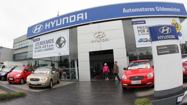 Indecopi alerta sobre desperfectos en autos Hyundai