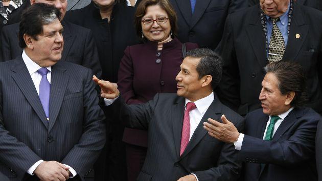 Ollanta Humala altura