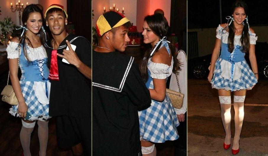 FOTOS: Bruna Marquezine, la novia de Neymar que ya alborota España