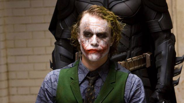 Actor estaba obsesionado con el 'Joker'