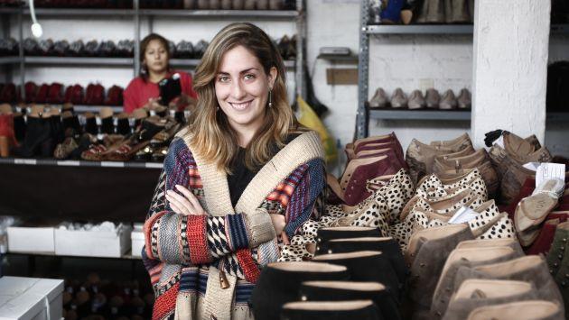 20 artesanos trabajan con Adriana en la producción. (Nancy Dueñas)