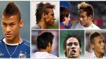 """Barcelona le pidió """"discreción"""" a Neymar en sus peinados - Noticias de neymar peinado"""