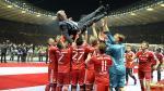 Bayern Munich hace historia con triple título - Noticias de martin harnik