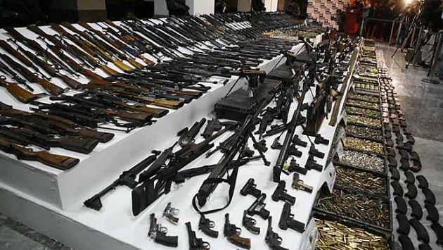 M s de 60 pa ses firman tratado sobre comercio de armas for El cuarto poder 2 0