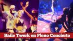 VIDEO: El baile erótico de Miley Cyrus - Noticias de baile erótico