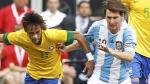 Neymar chocará con Lionel Messi en Lima - Noticias de eric abidal