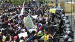 Río y Sao Paulo ceden a las protestas y bajan los pasajes - Noticias de fernando haddad