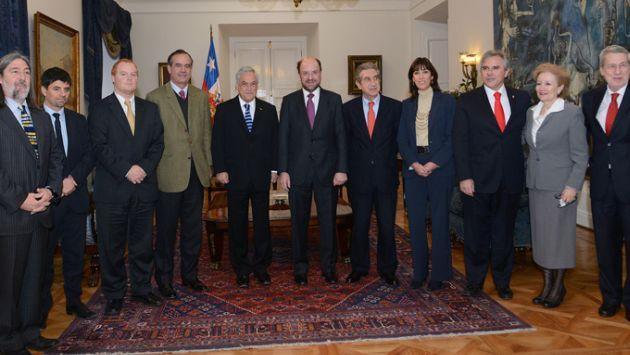 (Gobierno de Chile)