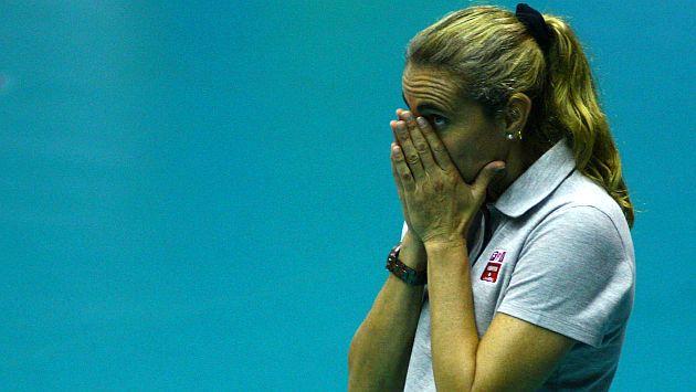 Las chicas de Natalia Málaga suman dos derrotas y una victoria en el torneo. (USI)