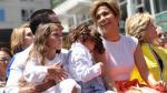 J.Lo recibe una estrella en el Paseo de la Fama - Noticias de jane fonda