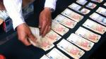 Detienen a sujeto con S/.1 millón y medio en aeropuerto Jorge Chávez - Noticias de pedro solis condori