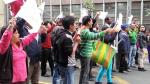 FOTOS: Debate de la Ley del Servicio Civil enciende las calles - Noticias de ernesto lastra