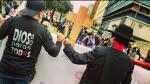 Gays le dicen sí a la igualdad y tolerancia en el Perú - Noticias de ley zamudio
