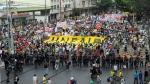 Brasil hará recortes para compensar gasto tras protestas - Noticias de copa