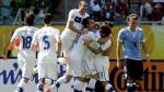 Italia se llevó tercer puesto en la Confederaciones - Noticias de alberto aquilani