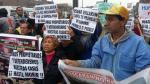 Congestión en Vía de Evitamiento por protesta contra Vía Parque Rímac - Noticias de fernando villaran