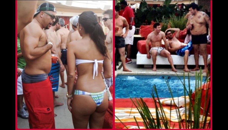 Lionel Messi, Estados Unidos, Ronaldo, Las Vegas