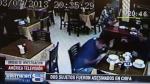 Cae uno de los sospechosos del doble asesinato en chifa del Callao - Noticias de percy jefferson ladron