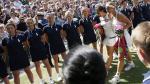 FOTOS: El llanto de Sabine Lisicki tras perder el Wimbledon - Noticias de sabine lisicki