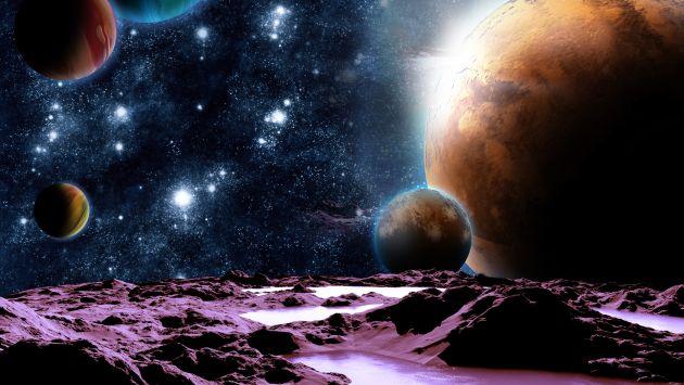 Resultado de imagen de Otros mundos del Universo