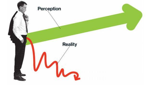 La nota resalta las diferencias entre la percepción de la efectividad de los fondos de alto riesgo y la realidad. (businessweek)