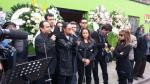 Restos del 'Estilista de las estrellas' son velados en el Callao - Noticias de huambachano quiroga