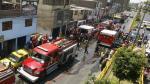 San Juan de Lurigancho: Cierran centro de rehabilitación tras incendio - Noticias de centro de rehabilitación cristo es amor