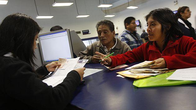 El trabajador se puede afiliar de forma presencial o virtual. (USI)