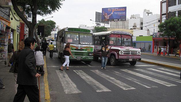Trujillo espera renovar su sistema de transporte. (USI)