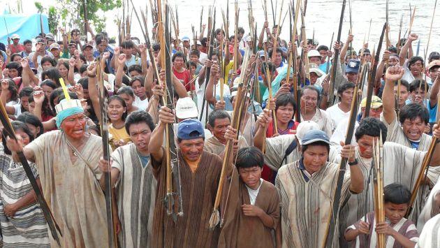 BELIGERANTES. Nativos asesinaron a colonos que los invadieron. (Difusión)