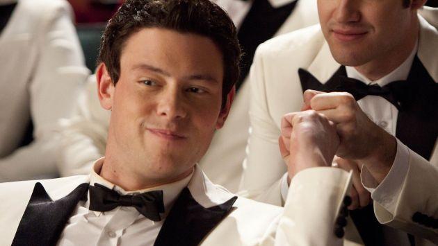 Cory Monteith era novio de la actriz Lea Michele. (AP)