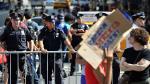 FOTOS: Absolución de Zimmerman desata protestas en Estados Unidos - Noticias de trayvon martin