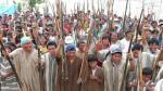 Asháninkas matan a siete madereros - Noticias de mauro pio pena