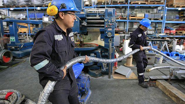 La industria en el Perú en crecimiento. (USI)