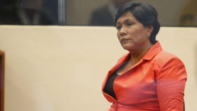 Elsa Malpartida fue vinculada con 'Artemio'. (Luis Gonzales)