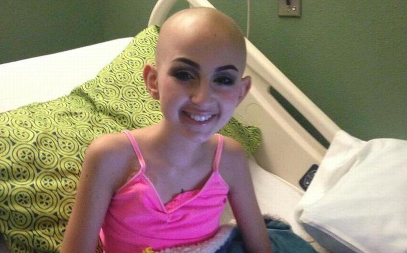 Conocidos de la adolescente resaltaron su actitud optimista frente al cáncer. (facebook.com/Talia-Joy-Castellano)
