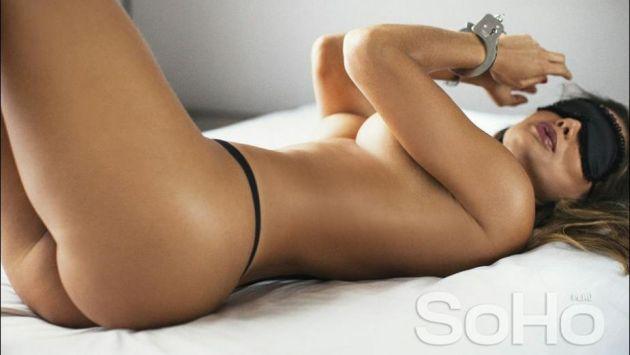 La foto de Kathy Salosny completamente desnuda que