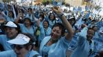 Enfermeras del Minsa también anuncian huelga nacional indefinida - Noticias de zoila cotrina