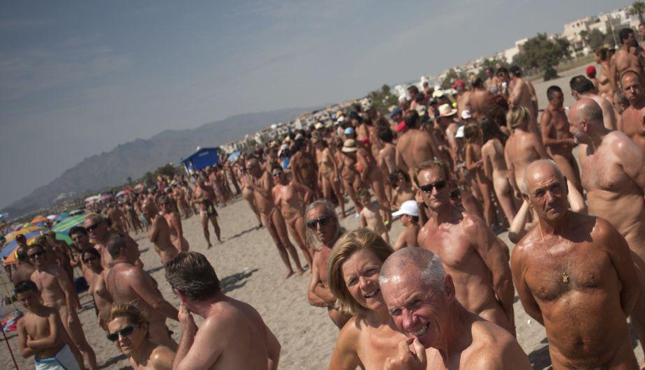 Galerias de fotos del campamento nudista
