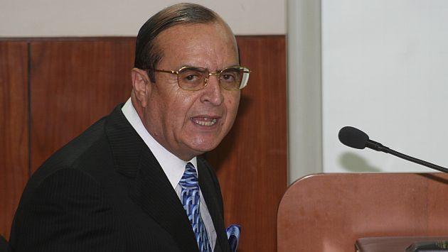 Vladimiro Montesinos Classify Peru39s disgraced former intelligence chief